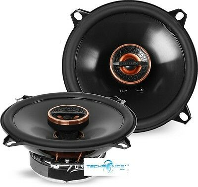 "Infinity Ref-5022Cfx +2Yr Waranty 135W 5.25"" Reference Coaxial Car Speakers Pair"