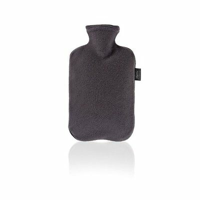 Fashy Hot Water Bottle with Fleece Cover 2 Litres 6530 21 2007