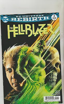 Dc Comics Hellblazer #2 November 2016 Rebirth Variant 1St Print Nm