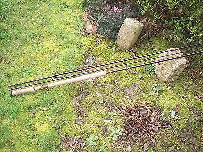 canne mouche saumon HARDY DELUXE CLASSIC SPEY LIGHWEIGHT 15' #10 3brins