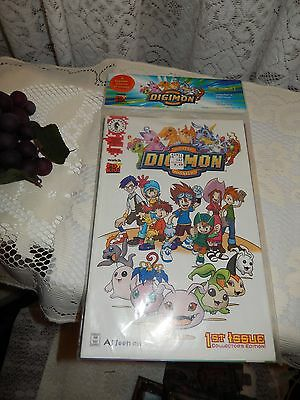 Digimon  #1 ,2, 3 ,4 Dark Horse Comics 2000 New in Package  First Issue