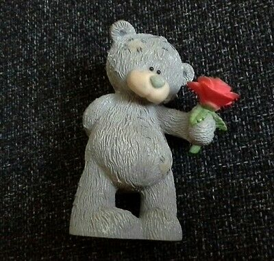 Me to You figurines..... Love is like a Rose