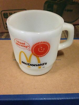 80's & 90's MCDONALDS COFFEE MUGS (5)
