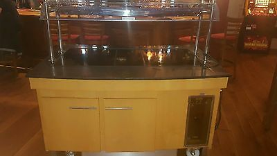 Carvery Hot Plate Hot Cupboard