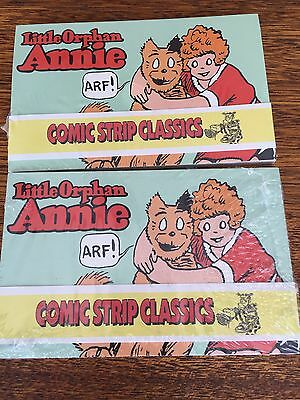 USPS The Comic Strip Classic Little Orphan Annie Post Cards (2 Packs, Unopened)