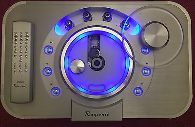 Raysonic Cd 128 Tube Cd Player Demo Used Low Working Time - Perfect!