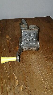 Ancienne rape ou moulin à fromage Ancienne MOULI GRATER Made in FRANCE