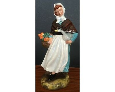 Royal Doulton HN1991 Country Lass Figurine