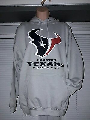 mens majestic athletic baseball houston texans hoodie jumper size M (new).
