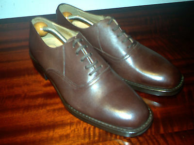 Mens CIRO CITTERIO 100% Leather, Brown Lace-up Shoes. UK 9 (43).BNWOB.
