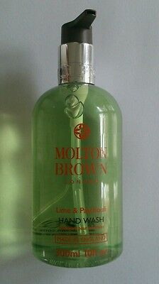 Molton Brown Hand Wash Lime and Patchouli 300ml