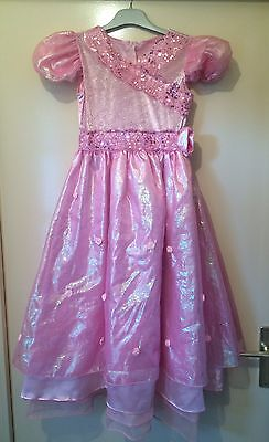 Robe Déguisement Fille �� COROLLE �� Taille 8/10 Ans (132 cm)