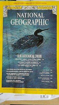 The National Geographic December 1970