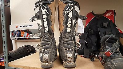 Alpinestar Tech 8 Boots With Booties