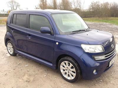 daihatsu materia 1.5 2007/57 plate with 126k full history and 9 months mot..
