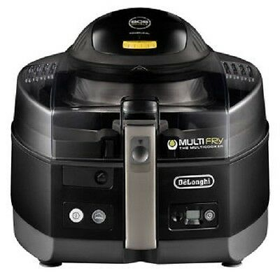 Brand New DeLonghi MultiFry Extra Fryer and Multi Cooker FH1363
