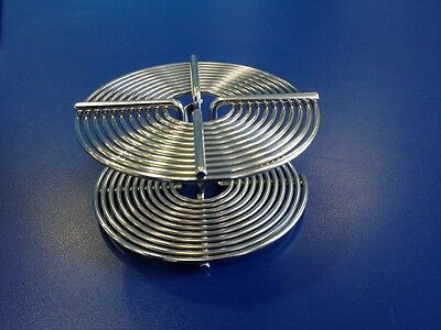 Hewes Stainless Steel Developing Spool / Spiral For 35mm Film - 24/36 Exposure