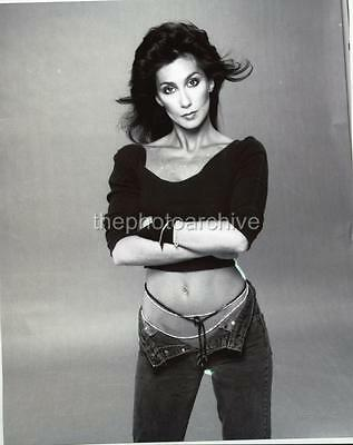 CHER 8x10 to 24x36 Photo Poster Canvas Wall Adhesive by LANGDON HL8