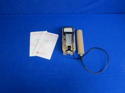 Ludlum Model 3 Survey Meter w/ 44-2 Gamma Scintillation Geiger Counter Detector