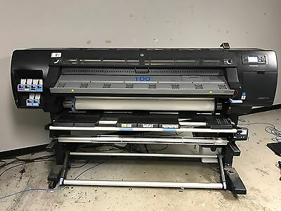 "HP L26100 / L26500 Large Format Latex 61"" Printer"
