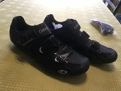 Brand New Giro Trans Carbon Shoes, 48 (unbeatable price !!!!)