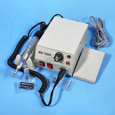 Dental Lab Marathon Micromotor N2 Polisher 35K RPM with Low Speed Handpiece RYJF