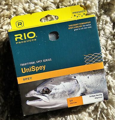 RIO UniSpey 6/7F VersiTip / Fly Fishing Line / 52ft. NEW