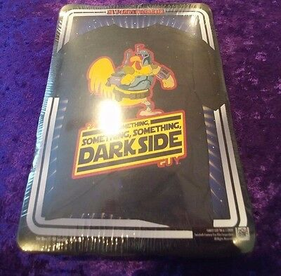 Brand New Sealed Best Buy Exclusive Family Guy Dark Side Tshirt Xl Free Ship Usa