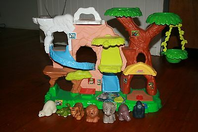 Little people zoo (Fisher Price)