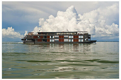 MC Three (3) Night Luxury Cruise on the Aqua Mekong in Southeast Asia for two (2