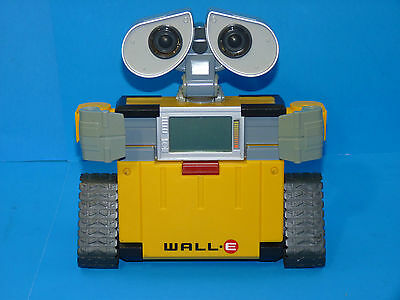 Disney Pixar Wall-E VTech Learning Laptop Talking Computer Robot Game Toy FRENCH