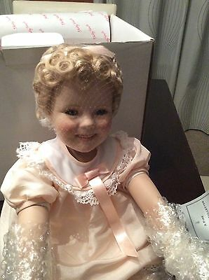 Little Miss Shirley - Shirley Temple Toddler Doll Collection New