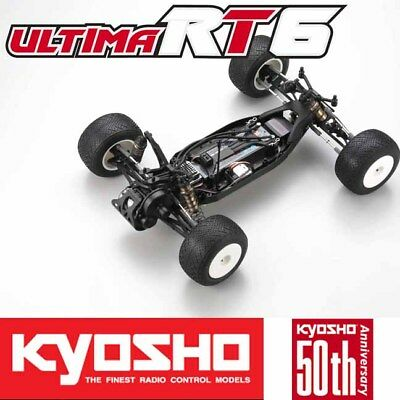 Kyosho 30069B 1/10 Ultima RT6 2WD Competition Electric Stadium Truck Kit