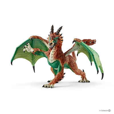 Schleich - Dragon Poacher Brand New 70560