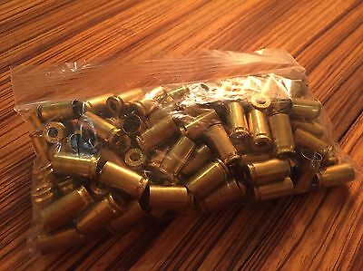 Bullet Cases (100 Cleaned And Deprimed)