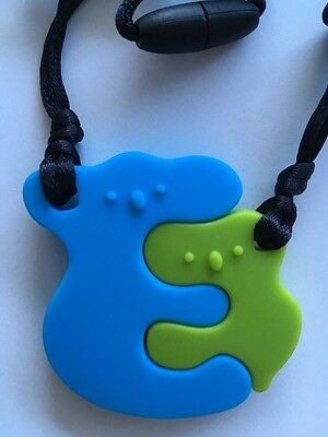 BPA-Free Silicone Baby Teething Beads Koala Mom Breastfeeding Necklace Pacifier