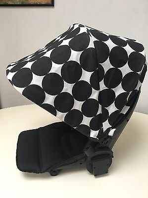 Mamas And Papas Colour Pack - Sola - Urbo - Zoom - Hood And Seat Fabric