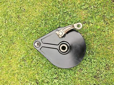 Honda XL500s Rear brake plate