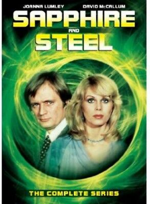 Sapphire and Steel: The Complete Series [New DVD] Full Frame