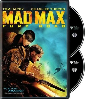 Mad Max: Fury Road [New DVD] 2 Pack, Eco Amaray Case, Subtitled