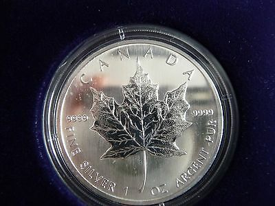 Canadian Silver $5 2002