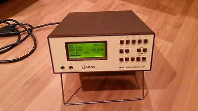 Lindos LA102 Audio Measuring Set - Tested and in very good condition