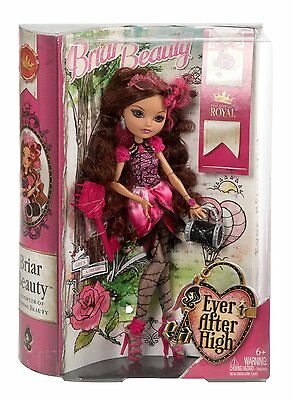 Ever After High Dolls - Royal Briar Beauty - Daughter of Sleeping Beauty BBD53