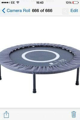 Indoor Trampoline Used Once !!!