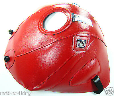 Bagster TANK COVER Triumph DAYTONA 675 06-11 tank protector IN STOCK red 1522B