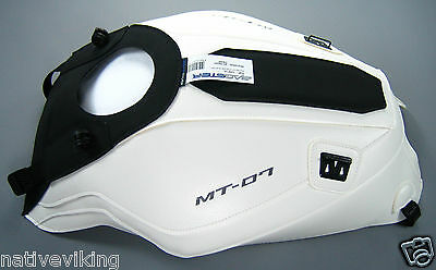 Bagster TANK COVER Yamaha MT-07 2013 white BAGLUX protector IN STOCK new 1681A