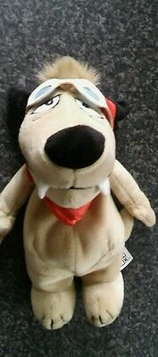 mutley soft toy cartoon network collectable