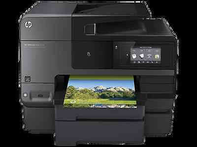 HP Officejet Pro 8630 e All In One Wireless Colour Printer Fax scanner