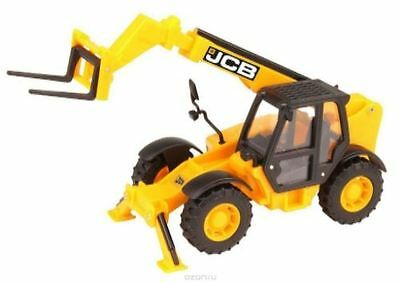 JCB Construction Plastic Children's Toy - Loadall - 6.5cm - 3 Years+ - 1415662