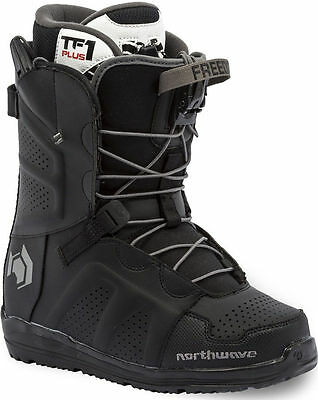 Northwave Freedom Snowboard Boots Black - Size UK 11 (300)